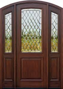 Glass For Exterior Doors Wood Doors Exterior Doors Mahogany Doors Entry Doors Canton Michigan Nicksbuilding