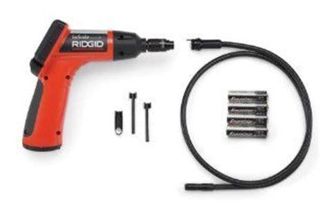 ridgid 37888 micro ca 300 inspection camera on popscreen