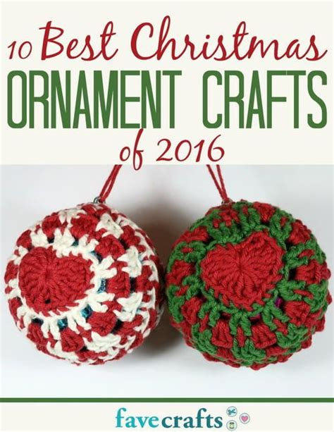 190 best homemade christmas ornaments images on pinterest