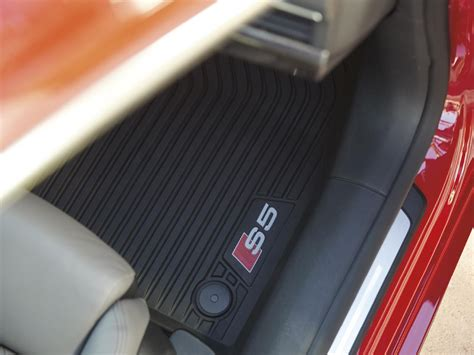 Audi S5 Car Mats by Audi S5 All Weather Floor Mats Cars Pictures