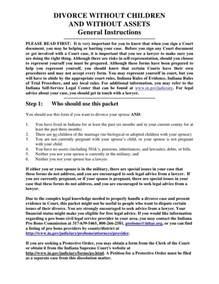 Printable Divorce Papers Free Legal Divorce Forms