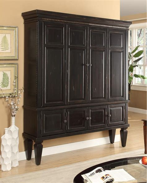 entertainment armoire 75in tv entertainment armoire venezia by parker house