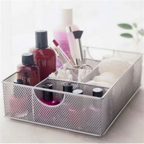 Bathroom Organizer Tray Cosmetic Organizer Tray In Cosmetic Organizers