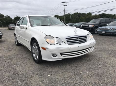 Webe Luxuly 2006 used mercedes c class c280 4dr luxury sedan 3 0l 4matic at webe autos serving