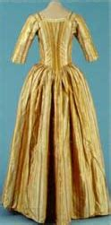 looking at eighteenth century clothing : the colonial