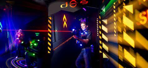 Darkstar Ultimate Laser Arena (St Helens, England): Hours