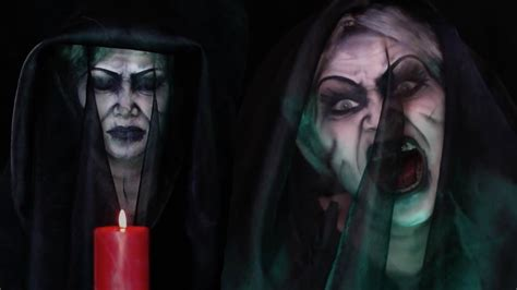insidious filmup insidious chapter 3 bride in black makeup tutorial youtube