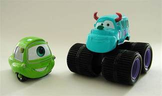 monsters inc new car monsters inc cars flickr photo