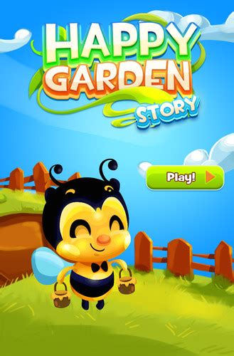 New Happy Garden by Free Happy Garden Story Cell Phone