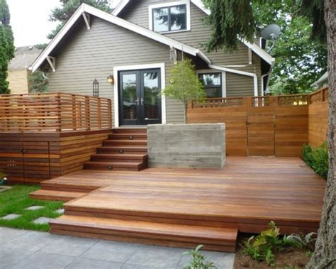 decoraci 243 n de terrazas en madera ideas de 233 xito