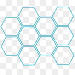 honeycomb pattern brush hexagon pattern photoshop png www pixshark com images