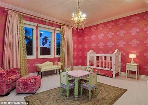 tori spelling bedroom tori spelling and dean mcdermott put family home on the