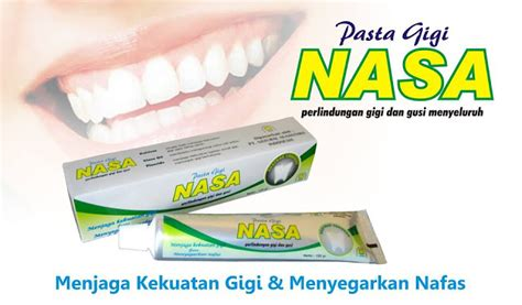 Pasta Gigi Nasa Herbal pasta gigi nasa herbal toko produk nasa