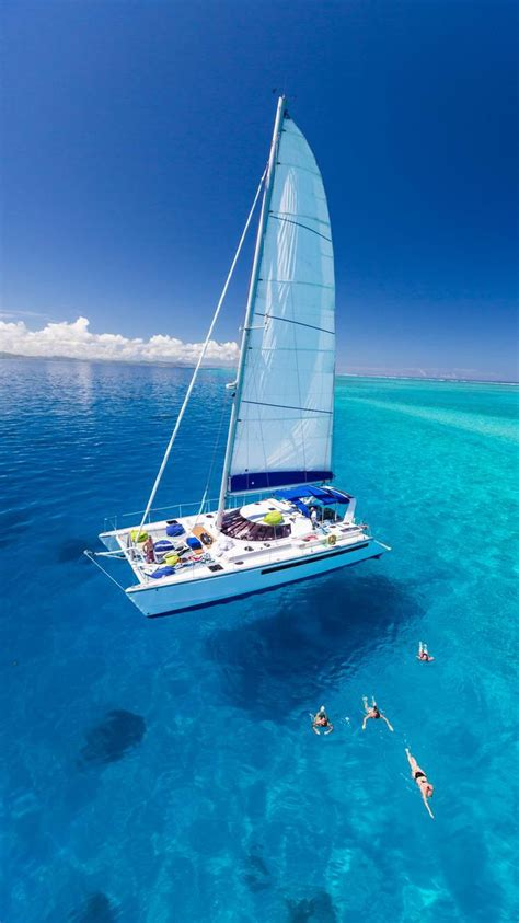 catamaran sailing wallpaper 8 best beach ocean wallpapers images on pinterest ocean