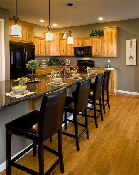 kitchen wall colors with oak cabinets 17 best ideas about grey kitchen walls on pinterest