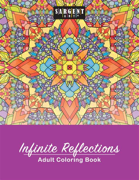 coloring books for adults bulk wholesale coloring book infinite reflections sku