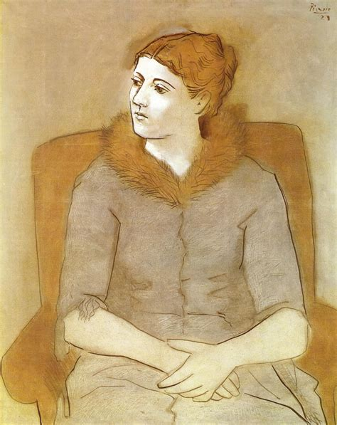 picasso paintings classical period portrait of olga 1923 pablo picasso wallpaper image