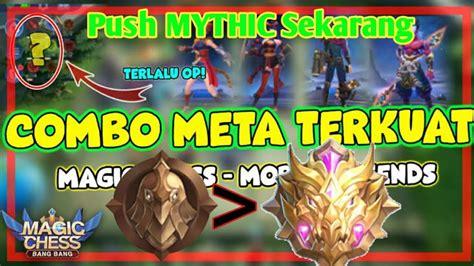 kombo synergy  push mythic magic chess