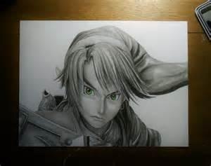 Drawing Link Drawing By Joezart On Deviantart