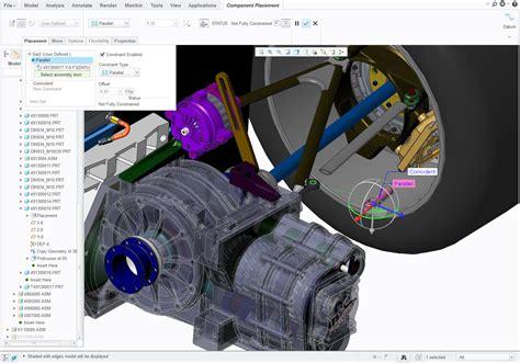 cad software 3d cad software ptc creo update creo 4 0 3druck