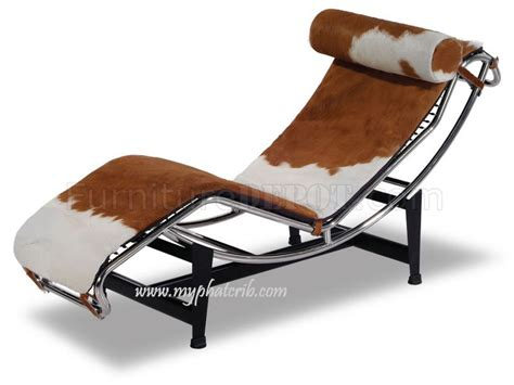 off white chaise lounge brown and off white pony skin chaise lounge