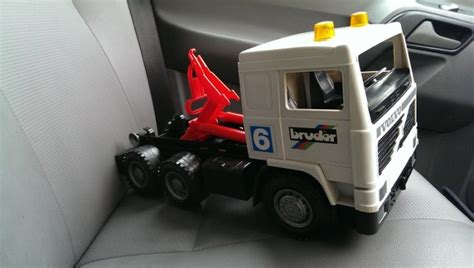 bruder volvo tipping container truck   west germany  sale  glasnevin dublin