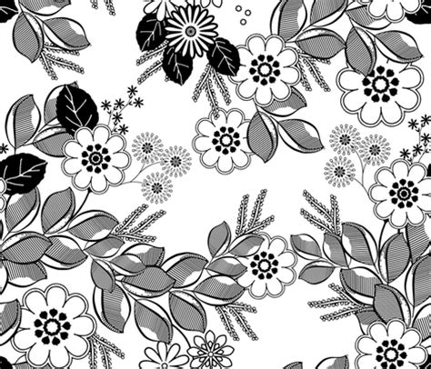coloring book fabric florist cascade black and white floral coloring book