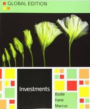 Buku Bisnis Investments Bodie Markus investments global edition by bodie and alan j 9780077161149