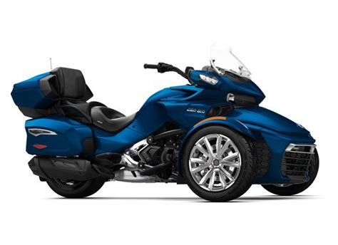 Termurah California Blue Limited new 2018 can am spyder f3 limited motorcycles in kamas ut