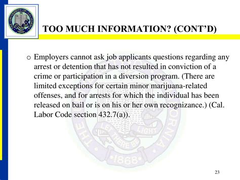 labor code section 432 7 ppt a webinar panel presentation by epic employment