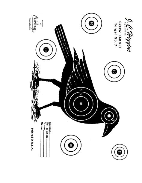 printable animal bb gun targets gallery for gt animal shooting targets to print