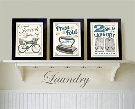 old fashioned wall ls vintage black white laundry room old fashioned prints by