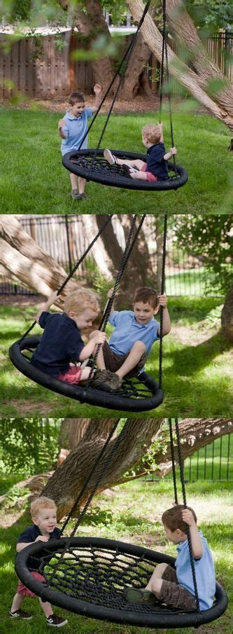 web swing tire swings natural play and alternative to on pinterest