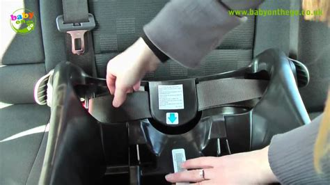 how to remove graco car seat from base graco junior baby car seat base fitting guide