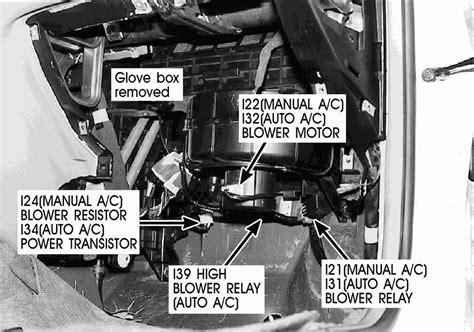 hyundai xg350l blower motor resistor location repair guides component location views 2006 component location views 2006 1 autozone