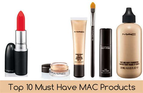 Top 7 Must Mac Products by Top 10 Must Mac Products Feminiyafeminiya