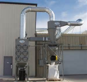 Dust Exhaust System Design Atlantic Air Cleaning Dust Collection