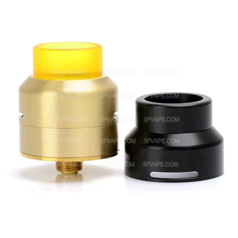 Goon Lp 24 Authentic Goon Lp Style Rda Brass 24mm Rebuildable Atomizer