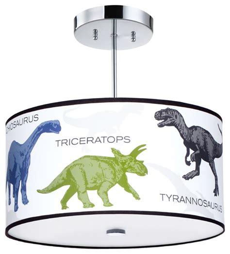 Dinosaur Light Fixture Contemporary Kids Ceiling Dinosaur Light Fixture