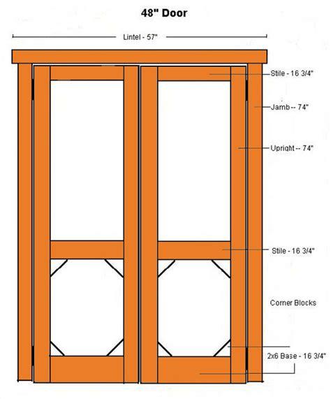 shed door construction plans pilotproject org