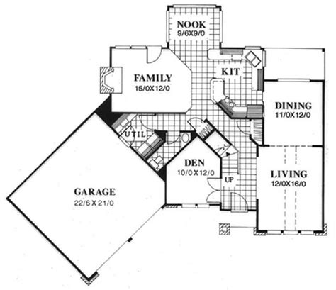 cul de sac floor plans cul de sac house plans
