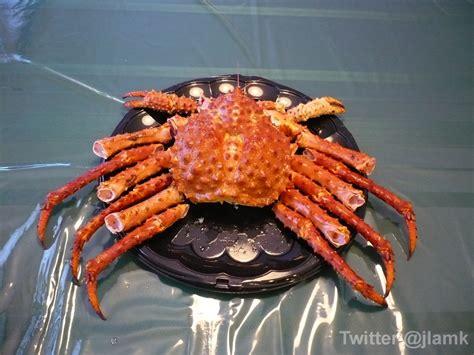 the original flavours of alaskan king crab vanfoodies