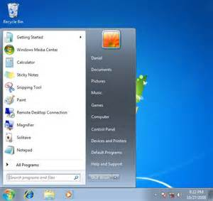 windows 7 impressions unibia net