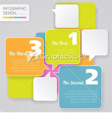 infographic template speech infographic template