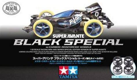 Tamiya Chassis Reinforced Ma tamiya 95291 avante black special with carbon
