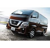 Nissan NV350 Urvan Gets Refreshed For 2018  Auto Industry