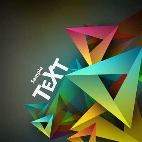 colored shapes colored geometric shapes vector backgrounds free vector in