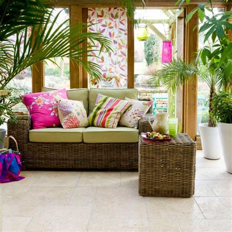 How To Decorate Conservatory by Decorate Your Conservatory With Smart Ideas