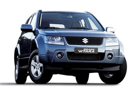 L And D Suzuki Suzuki Grand Vitara Les Voitures Les Plus Rappel 233 Es En