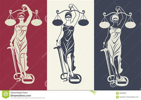 color of justice justice goddess themis equality fair trial